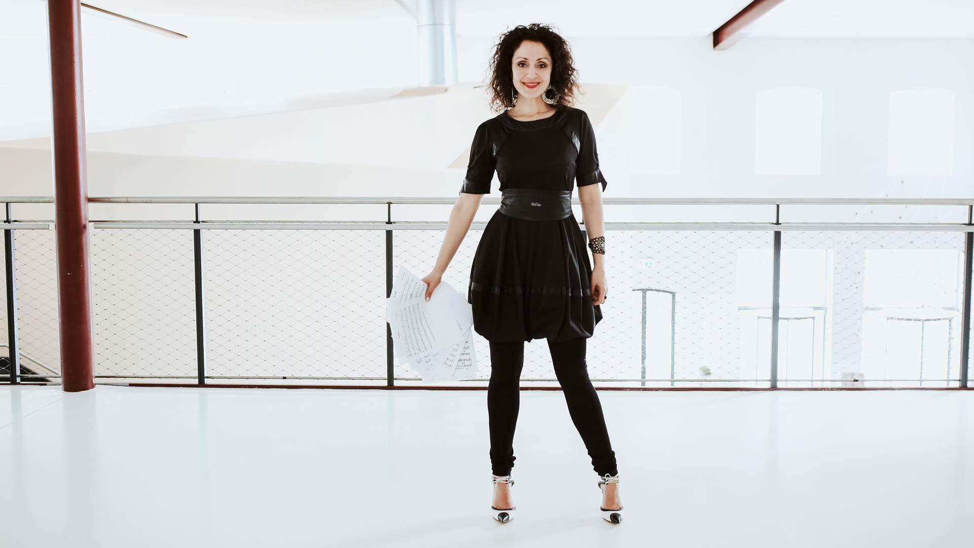 Alexandrina Simeon (Foto: Iris Wagner)