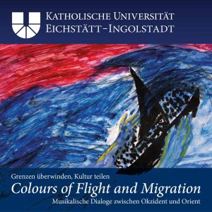 Colours of flight and migration - CD-Bestellung im KU-Shop