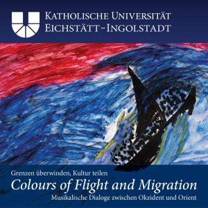 Colours of flight and migration - CD-Bestellung im KU-Shop