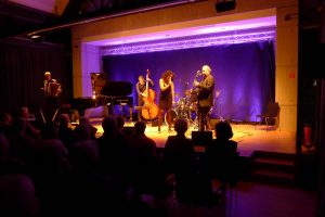 Alexandrina Simeon Quintett im Amtshof Burgwedel, 2012 (Foto: Privat)