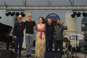 Alexandrina Simeon Quintett - Jazzweekend Regensburg - 2016 (Foto: Privat)