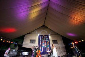 Alexandrina Simeon Quintett - Varna Jazz Summer - August 2012 (Foto: Privat)