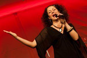 Alexandrina Simeon - Jazzclub Augsburg e.V. - auxburg jazzt! Textil- und Industriemuseum Augsburg - 2012 (Foto: Herbert Heim)