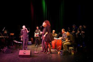 Alexandrina Simeon - 30 Jahre Musikwerkstatt, Abraxas Theater Augsburg - 2013 (Foto: Herbert Heim)