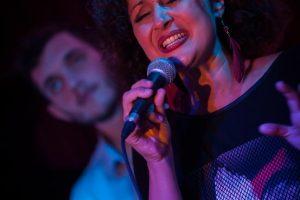 Alexandrina Simeon - Auxburg Jamsession #35 Jazzclub Augsburg - 2015 (Foto: Herbert Heim)