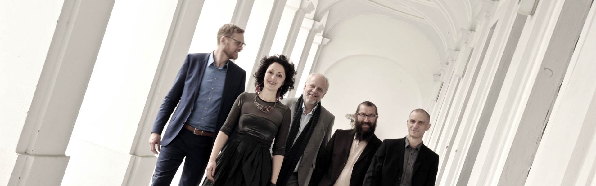 Alexandrina Simeon Quintett (Foto: Doris Jungwirth)