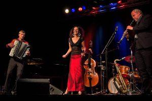 Alexandrina Simeon Quintett - Jazz Night Lüneburg 2013 (Foto: Privat)